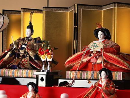 Хина мацури – Праздник кукол