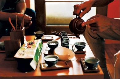 Чаепитие для японцев – это целое искусство