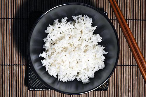 Японская кухня. Рис — это здоровье