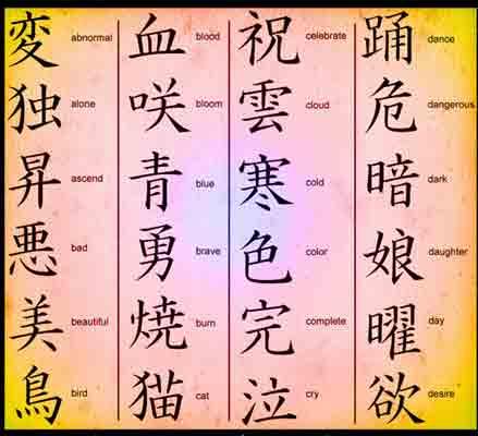 Особенности японского языка