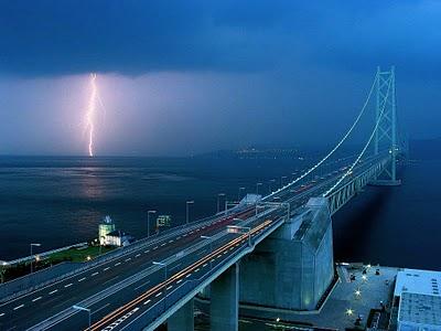 Японский мост Акаси-Кайке